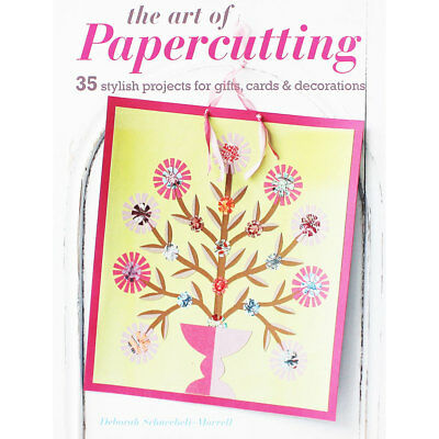 Art Of Papercutting (Paperback), Non Fiction Books, Brand New