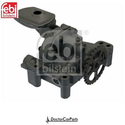 Oil Pump for PEUGEOT EXPERT 2.0 00-on HDI DW10ATED DW10ATED4 DW10BTED Febi