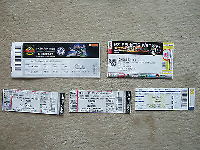 match ticket real madrid v chelsea 30/7/16 in ann arbor usa