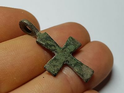 Late Roman - Byzantine Bronze Cross