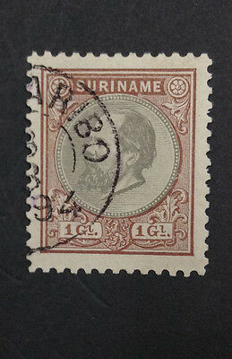 Momen: Suriname Stamps #15 Used *quality* $53 P1332R #2283