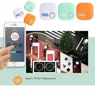 NUT2 Smart Tag Bluetooth Locator Tile Tracker finder Anti-lost Key for Pet