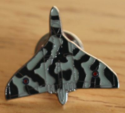 RAF Royal Air Force Avro VULCAN Metal Lapel Badge