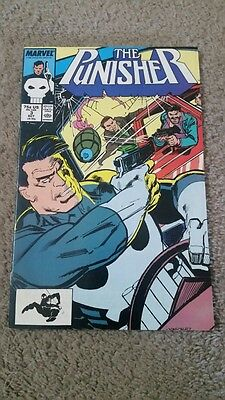 Marvel  The Punisher Vol. 2 #3 from October 1987