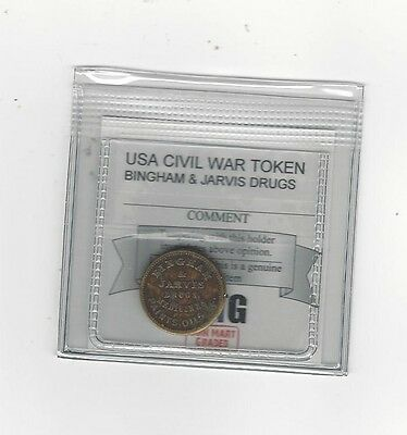 **USA, CW Token, Bingham & Jarvis Drugs