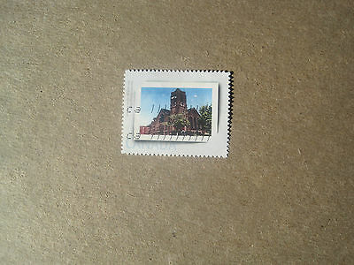 Canada Picture Postage Stamps Church