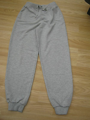 Girls Grey Jogging Bottoms From Primark Age 12-13 Yrs