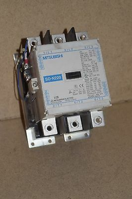 @@ Mitsubishi Sd-N220 Magnetic Contactor (Ee)