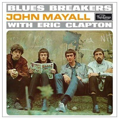 JOHN MAYALL AND THE BLUESBREAKERS With Eric Clapton 180gm Vinyl LP NEW & SEALED