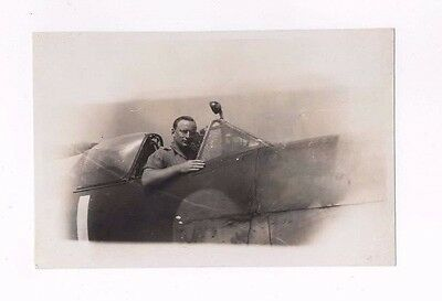 Ww2 Photograph Raf Aircraft Maintenance In India Spitfire Fighter Vintage 1940S