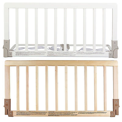 Baby Dan WOODEN BED GUARD/RAIL Baby/Child/Toddler/Kids Bedding Safety Security