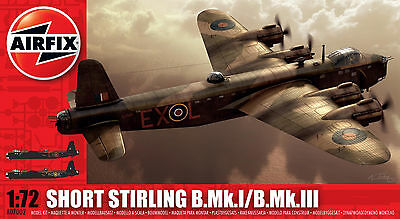 AIRFIX® A07002 Short Stirling B Mk.I/Mk.III in 1:72