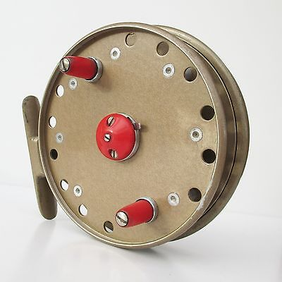 Grice & Young   Avon  Royal  Supreme   Centrepin Reel