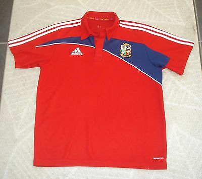 XL British Lions Polo Shirt South Africa 2009