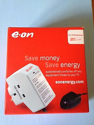 eon tv power down energy saving adaptor