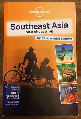 Southeast  Asia on a Shoestring Lonely Planet Travel Guide
