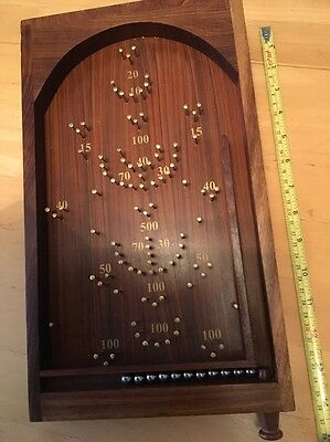 Table Top Bagatelle Game
