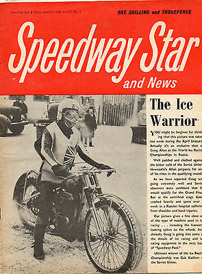 Speedway Star And News : April 12, 1968.