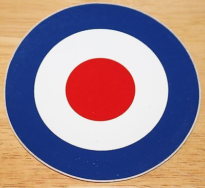 Large RAF Royal Air Force Roundel Sticker