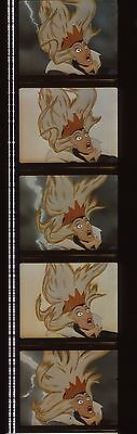 1937 Snow White and the Seven Dwarfs 35mm Film Cell strip very Rare sn132