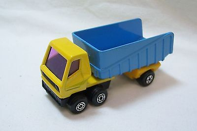 Vintage Matchbox Superfast No 50 Articulated Truck - Made In England By Lesney