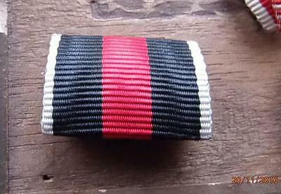 Original WW2 German Annexation of the Sudetenland ribbon bar