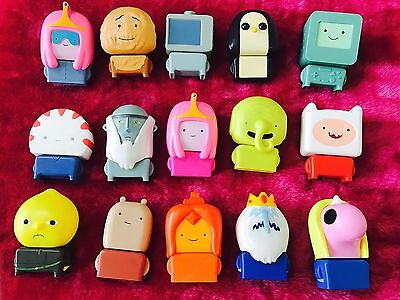 ❤️adventure Time Cartoon Network Mcdonalds Happy Meal Toy 2016 Used Vgc❤️
