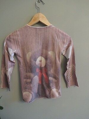 ALLIGALLI Made in Italy Girl's Long Sleeved T.Shirt Age 9-10 Years From UK