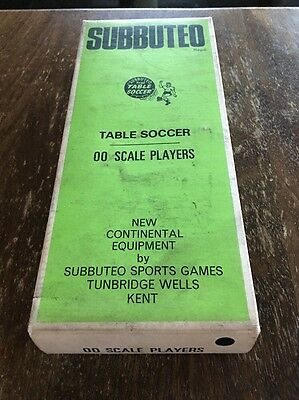 Subbuteo HW Box As Pictures