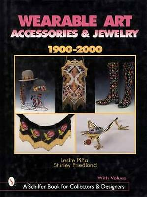 Vintage Women's Jewelry & Accessories Collector Guide incl Purses Hats MORE