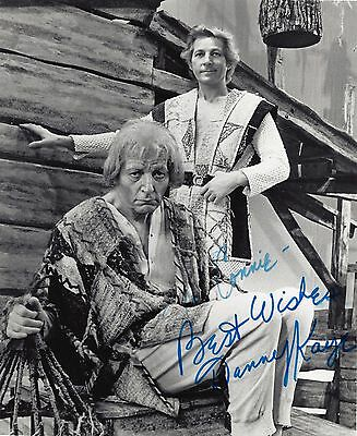 "Danny Kaye (Autographed) ""TWO BY TWO"" Richard Rodgers / Peter Stone 1970 Photo"