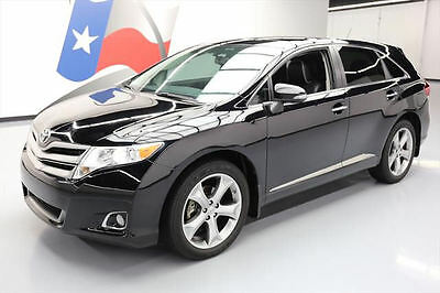 2013 Toyota Venza  2013 TOYOTA VENZA XLE V6 LEATHER DUAL SUNROOF 20'S 58K #056744 Texas Direct Auto