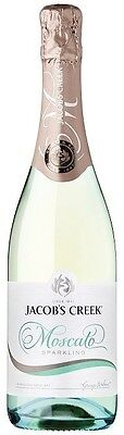 Jacob's Creek Sparkling Moscato NV (6 x 750mL), SE AUS.