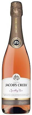Jacob's Creek `Classic Sparkling` Sparkling Rose NV (6 x 750mL), SE AUS.