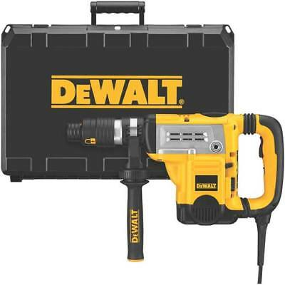 DeWALT D25651K 1-3/4'' Spline Electric Combination Combo Rotary Hammer Kit