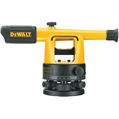 DeWALT DW090PK 20x Builders Level Package W/ Rod & Tripod