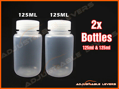 Motorcycle Racing 125ml Race Bike Overflow Expansion Catch Radiator Bottle Set