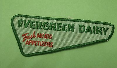 Evergreen Dairy  -  New Vintage Patch