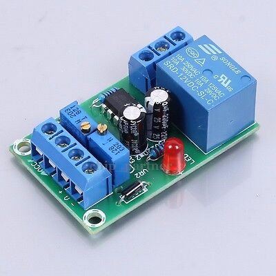 12V Charger Module Power Supply Battery Automatic Charging Protection Board