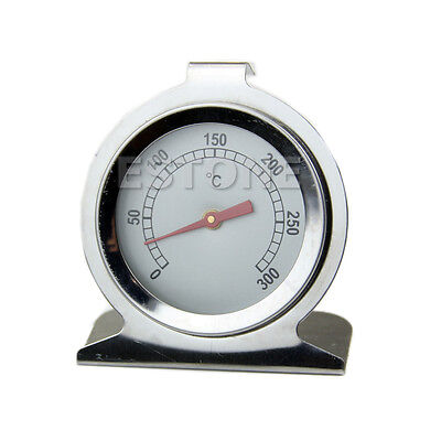 New Classic Stand Up Food Meat Dial Oven Thermometer Temperature Gauge Gage