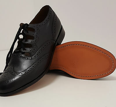 """Deluxe  All Leather Scottish Ghillie Kilt Leather Brogues Shoes """"48 HOUR SALE"""""""