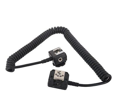 Meike MK-SC28 TTL Sync Cords 1.5m Flash Light off Camera Cable For Nikon SB-900