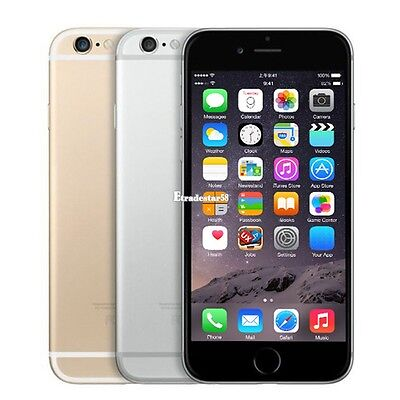 Apple iPhone 6 Spacegrau Gold Silber 16GB 64GB 128GB Top Zustand