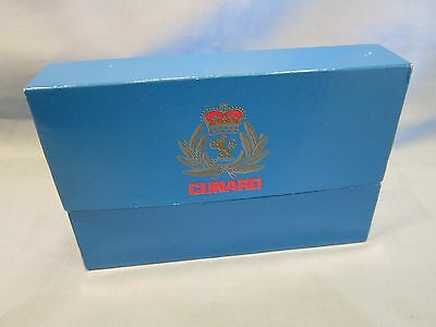 Rare Cunard Shipping Toiletries Set - Includes Contents