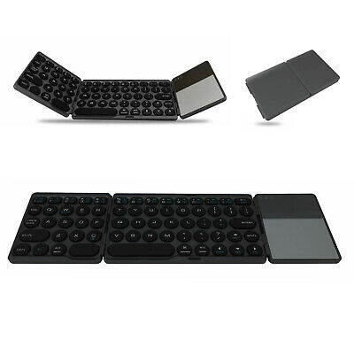 NEW Slim Wireless Bluetooth Keyboard For iMac iPad Android Phone Tablet PCs