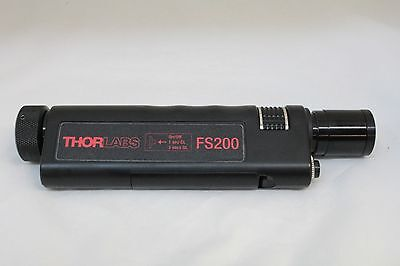 THORLABS FS200 Fiber Inspection Scope (36-2A)