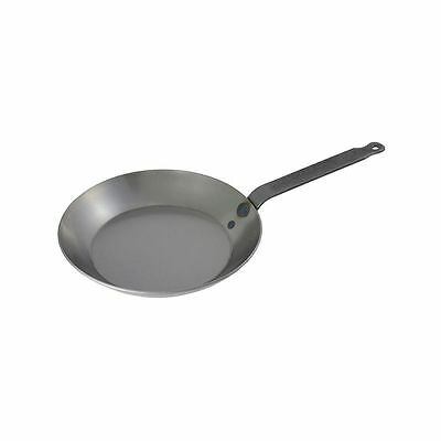 "Matfer Bourgeat 062003 Black Steel 10-1/4;"" Fry Pan"