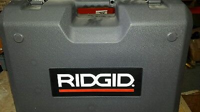 Ridgid 29798 Hard Plastic Storage Case For SeekTech SR-60 Line Locator Tool NEW