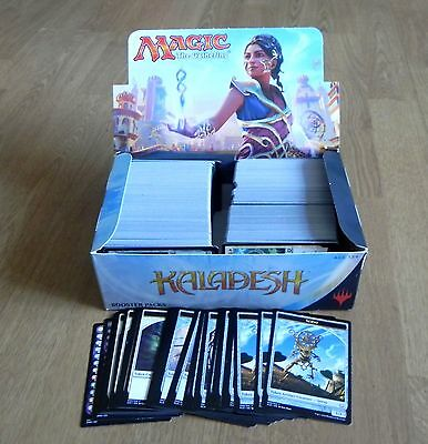 MtG Kaldesh - Commons playset plus other Commons/Uncommons. Job lot 700+ cards