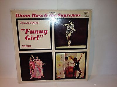Diana Ross & The Supremes Funny Girl Lp